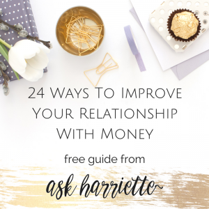 free guide from business coach ask harriette
