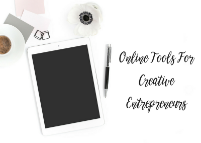 Online Tools For Creative Entrepreneurs