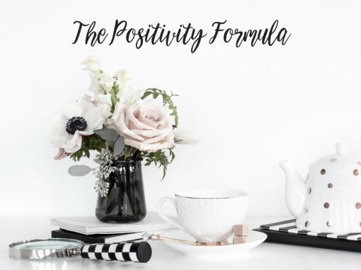 The Positivity Formula