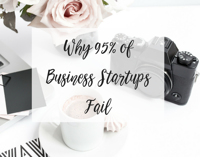 Why 95% of Business Startups Fail