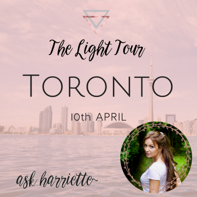 The Light Tour Toronto