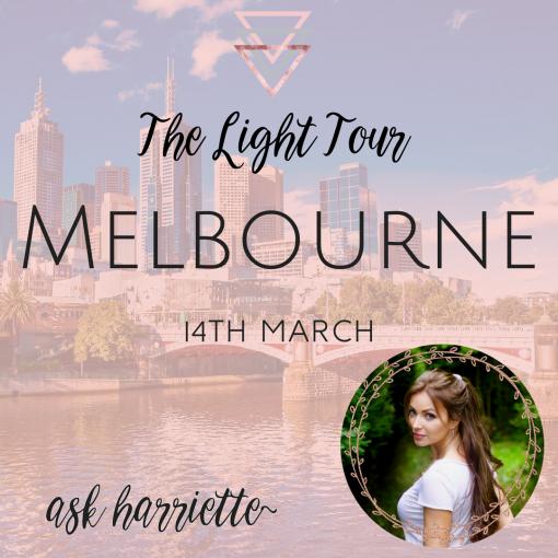 The Light Tour Melbourne