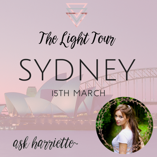 The Light Tour Sydney