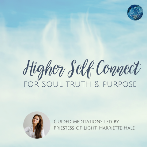 Higher Self Meditation | For Soul Truth and Purpose