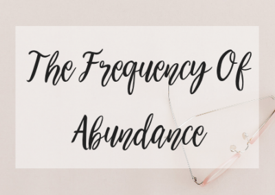 The Frequency Of Abundance