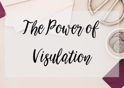 The Power of Visualisation