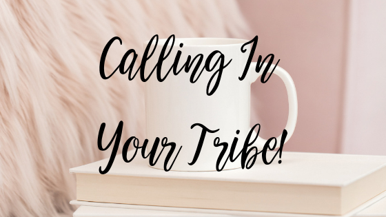 Calling In Your Tribe! New moon vibes. Reaffirming 2019 goals. And all the love!