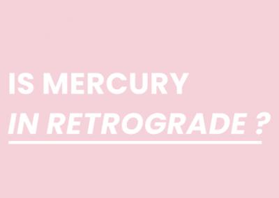 Is Mercury Retrograding?! ???