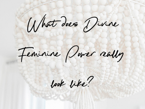 What does Divine Feminine Power really look like?