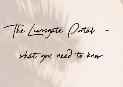 The Lionsgate Portal  – what you need to know