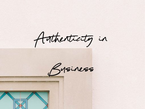 Authenticity in business and why I hate the cookie-cutter coaches