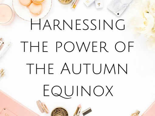 Harnessing the power of the Autumn Equinox