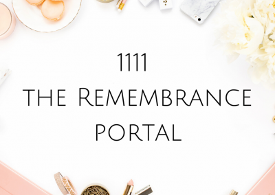 1111 the Remembrance Portal