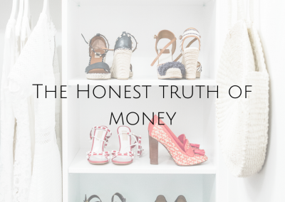 The Honest Truth About Money