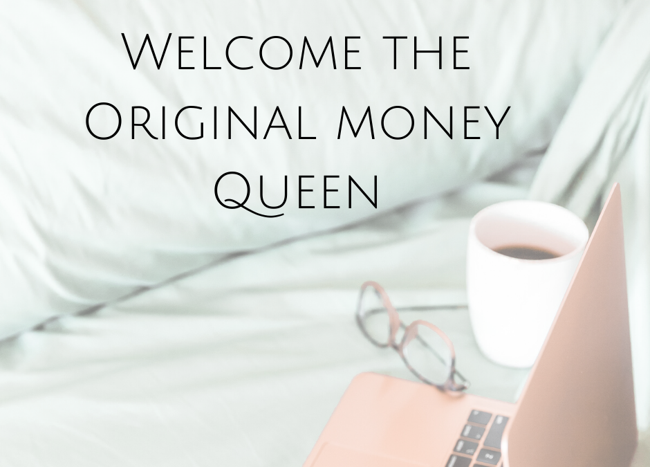 The original money queen joins us for the School of Mastery!