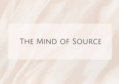 The Mind of Source