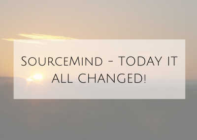 [SourceMind] TODAY IT ALL CHANGED!